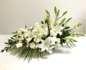 BASKET OF LIGHT - PREMIUM in Arlington, Virginia, Twin Towers Florist
