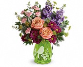 Teleflora's Soaring Spring Bouquet in Ironton OH, A Touch Of Grace
