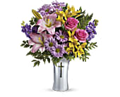 Teleflora's Bright Life Bouquet in Tinley Park, Illinois, Hearts & Flowers, Inc.