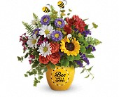 Teleflora's Garden Of Wellness Bouquet in Portsmouth NH, Woodbury Florist & Greenhouses