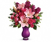 Teleflora's Dazzling Style Bouquet in Watertown NY, Sherwood Florist