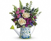 Teleflora's Splendid Garden Bouquet in Watertown NY, Sherwood Florist