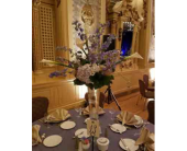 Reception in Aston, Pennsylvania, Wise Originals Florists & Gifts