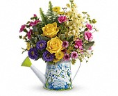 Conroe Flowers - Teleflora's Sunlit Afternoon Bouquet - The Woodlands Flowers