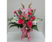 Delightfully Yours in Raleigh NC, Gingerbread House Florist - Raleigh NC