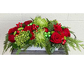 Red And Green Holidays in Redmond WA, Bear Creek Florist