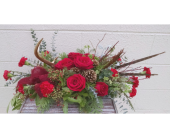 Christmas Woodlands in Redmond WA, Bear Creek Florist