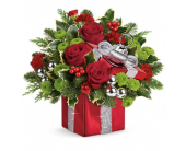 Gift Wrapped Bouquet in Smyrna GA, Floral Creations Florist