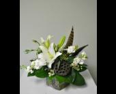 Bozeman Flowers - Montana Snow Day - Country Flower Shop