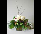 Bozeman Flowers - Let It Snow  - Country Flower Shop