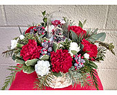 Home for Christmas in Redmond WA, Bear Creek Florist