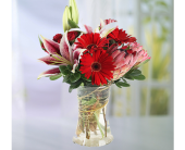 Fishers Flowers - January Birthstone Collection - George Thomas, Inc.