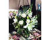 Custom Sympathy in Templeton CA, Adelaide Floral