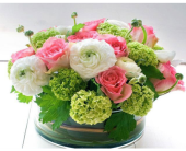 Redmond Flowers - SPRING CENTERPIECE  - City Flowers, Inc.