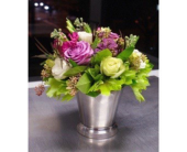 Spring Julep Cup Bouquet  in Bellevue WA, CITY FLOWERS, INC.