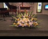 Altar Floral in Torrance, California, Villa Hermosa Plant Shop