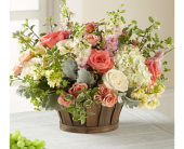 Basket of Delight in Ammon ID, Petal Passion