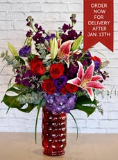 Wild Hearts in Raleigh NC, Johnson-Paschal Floral Company
