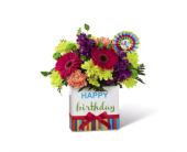 Birthday Brights in Smyrna GA, Floral Creations Florist