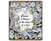 Bereavement Throw in Cleves, Ohio, Nature Nook Florist & Wine Shop