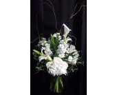 Elegant White in Westfield IN, Union Street Flowers & Gifts