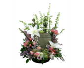 Always In Our Hearts Tribute in Detroit and St. Clair Shores, Michigan, Conner Park Florist