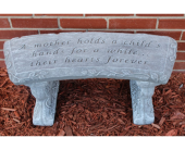Mother bench in Sterling Heights MI, Sam's Florist