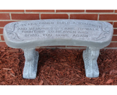If Tears bench in Sterling Heights MI, Sam's Florist