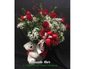 Dazzle Her in Old Bridge NJ, Flower Cart Florist of Old Bridge