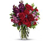 Washington Flowers - Shining Heart Bouquet - MyFlorist
