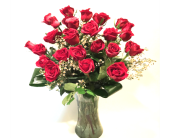 Two Dozen Roses in Fort Collins CO, Fort Collins Floral