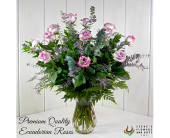 Premium Quality Lavender Roses in Pendleton IN, The Flower Cart