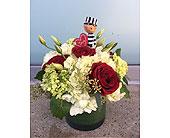 Kirkland Flowers - YOU STOLE MY HEART BOUQUET - City Flowers, Inc.