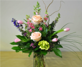 Bozeman Flowers - Crazy For You - Country Flower Shop