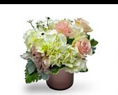 Redmond Flowers - You Make Me Blush - Lawrence The Florist