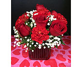 Robinson Township Flowers - Love Squared - Chris Puhlman Flowers & Gifts Inc.