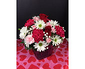 Robinson Township Flowers - Be Mine Valentine's Mix - Chris Puhlman Flowers & Gifts Inc.