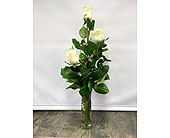 Triple WHITE in Belleville ON, Live, Love and Laugh Flowers, Antiques and Gifts