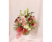 Dehn's My Smiles Begin With You Bouquet in Saratoga Springs NY, Dehn's Flowers & Greenhouses, Inc