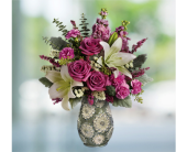 Fishers Flowers - Blooming Spring Bouquet - George Thomas, Inc.