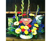 Custom Funeral Pieces in Boise ID, Hillcrest Floral