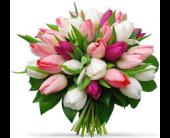Romantic Tulip Bouquet