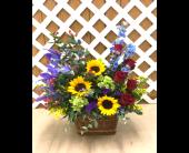 Custom Designed Basket in Purcellville, Virginia, Purcellville Florist