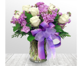 Fragrant Garden Bouquet by Nature Nook® in Cleves OH, Nature Nook Florist & Wine Shop