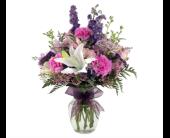 Lavender Sensation Bouquet in Southfield, Michigan, Thrifty Florist