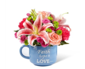 The FTD Be Blessed Bouquet in Lebanon, Ohio, Aretz Designs Uniquely Yours