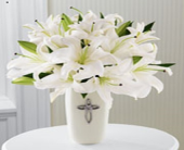 Faithful Blessing Bouquet in New Port Richey FL, Holiday Florist