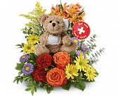 Get Better Bouquet by Teleflora in Ironton OH, A Touch Of Grace