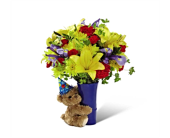 FTD Big Hug Birthday Bouquet in Bradenton FL, Tropical Interiors Florist