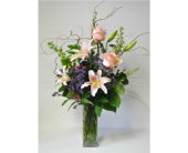 Bozeman Flowers - Pretty In Pink - Country Flower Shop